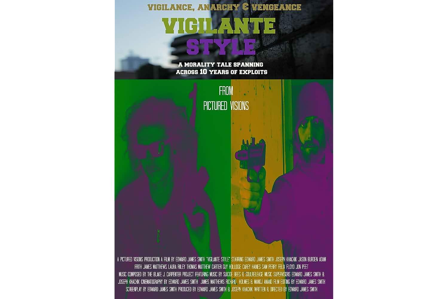 Vigilante Style (2018)