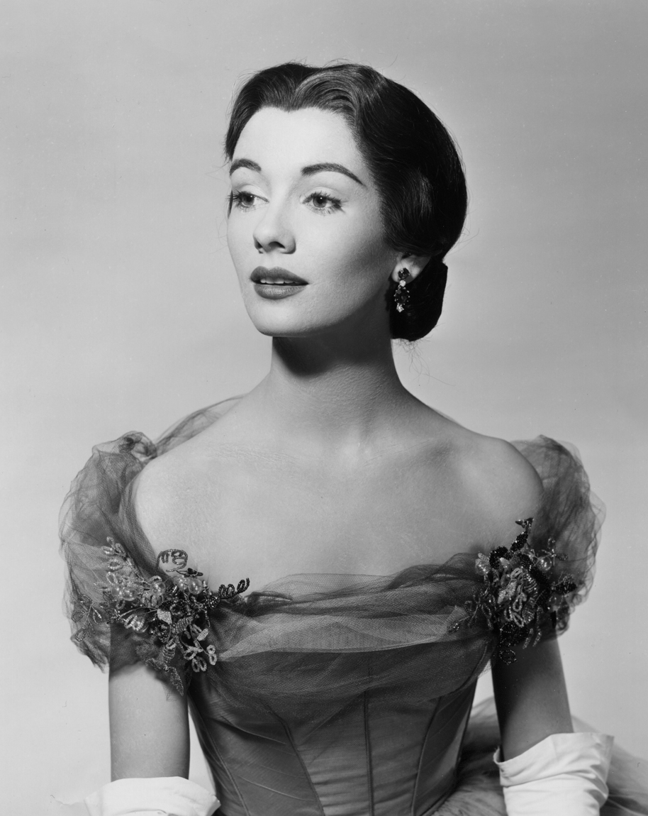 Maggie McNamara in Prince of Players (1955)