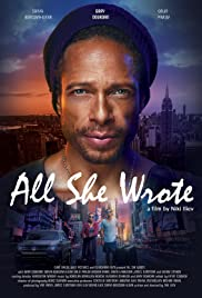 All She Wrote Poster