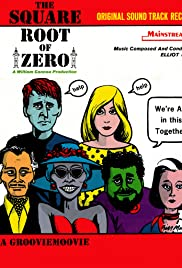 Square Root of Zero Poster