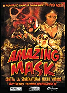 free download Amazing Mask vs La Sobrenatural Mujer Voodoo