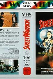 Revenge of the Street Warrior Poster