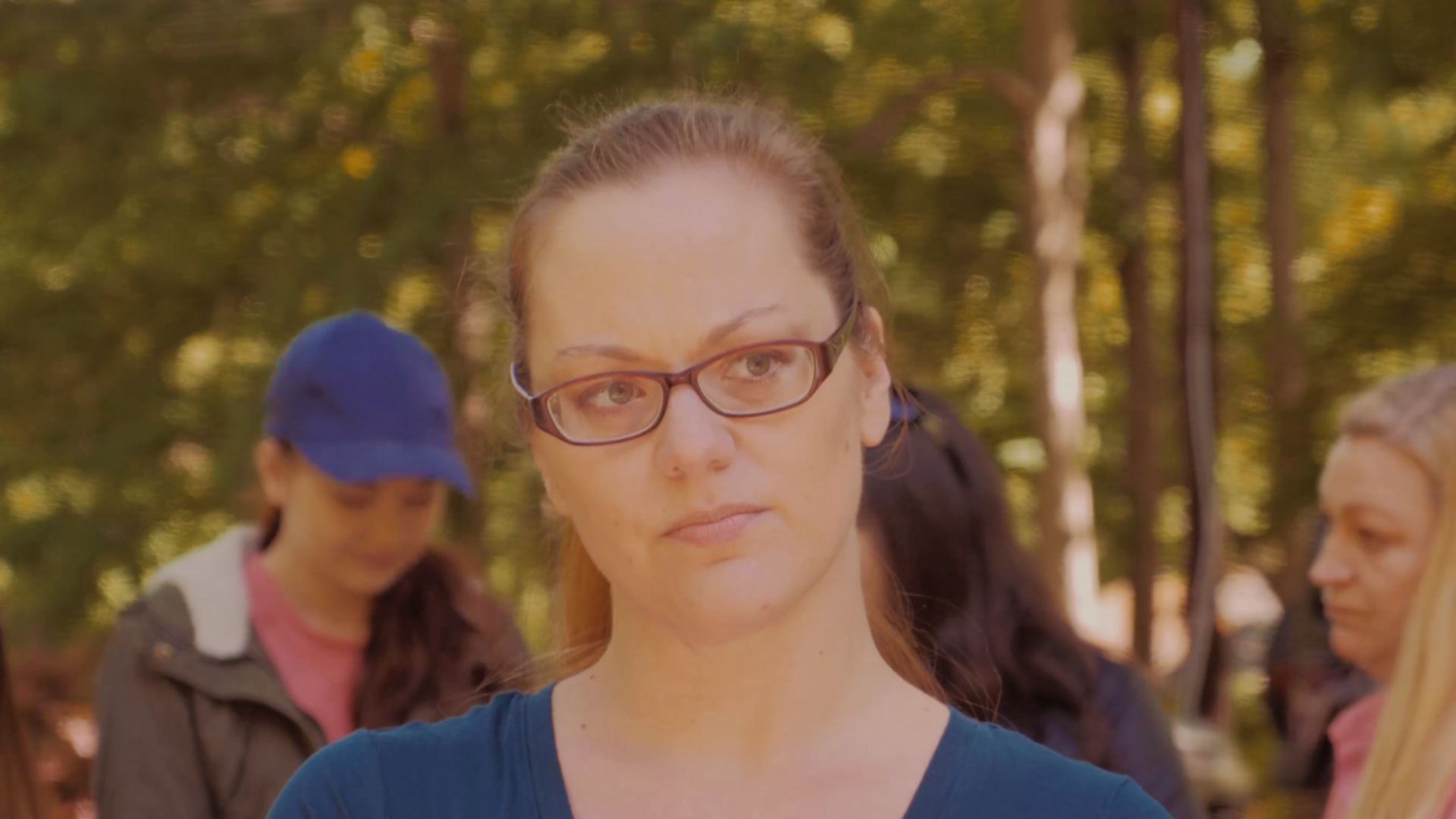 Michelle Lewis in What Lies Beyond (2016)