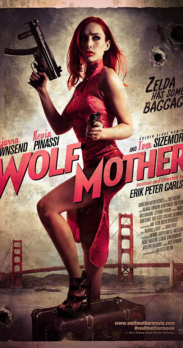 Subtitle of Wolf Mother