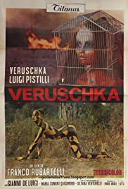 Veruschka - Poetry of a Woman Poster