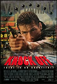 Knock Off (1998) Poster - Movie Forum, Cast, Reviews