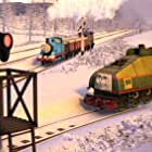 Clive Mantle and Ben Small in Gator Returns to Sodor (2017)