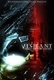 Visitant: The Johnson Family Haunting Poster