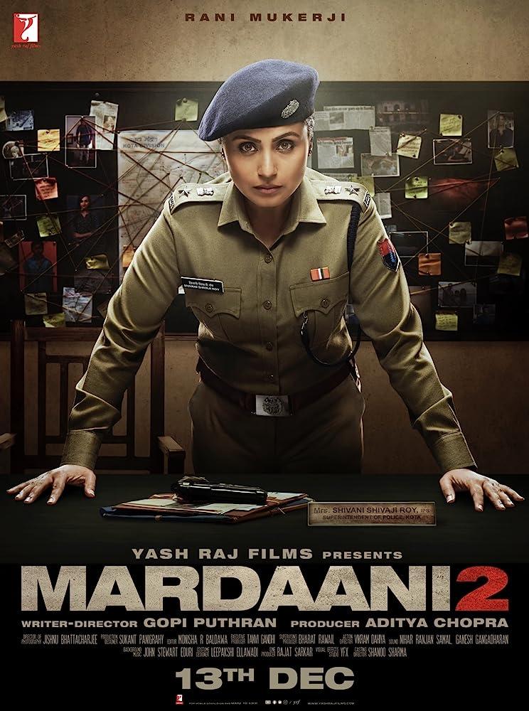 Mardaani 2 Movie Free Download HD