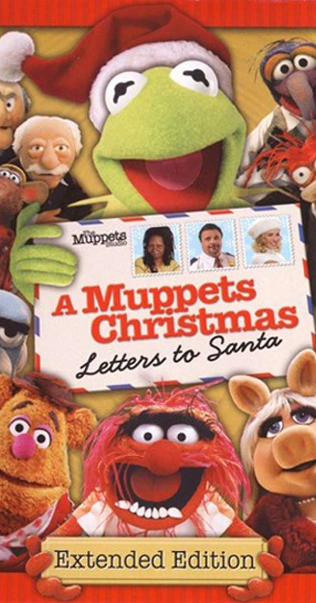 A Muppets Christmas: Letters to Santa (2008) - IMDb