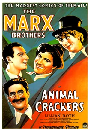 Animal Crackers Poster Image