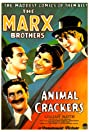 Animal Crackers (1930) Poster