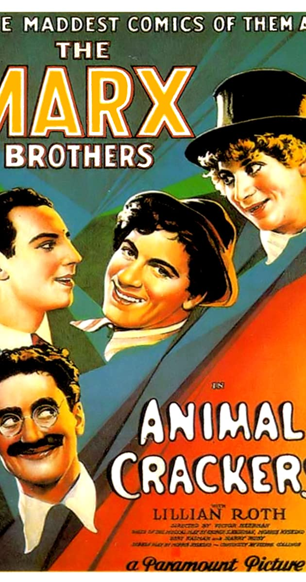 Subtitle of Animal Crackers