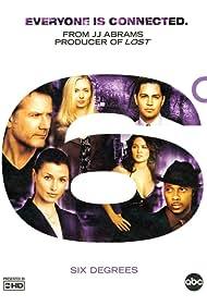 Campbell Scott, Bridget Moynahan, Erika Christensen, Hope Davis, Jay Hernandez, and Dorian Missick in Six Degrees (2006)