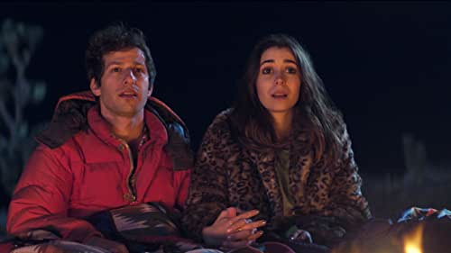When carefree Nyles (Andy Samberg) and reluctant maid of honor Sarah (Cristin Milioti) have a chance encounter at a Palm Springs wedding, things get complicated when they find themselves unable to escape the venue, themselves, or each other.