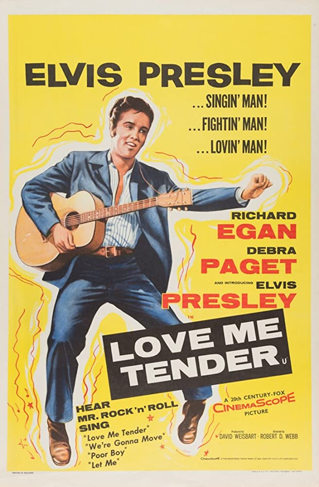 Love Me Tender Image