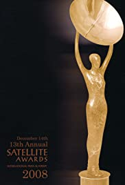 The 13th Annual Satellite Awards Poster