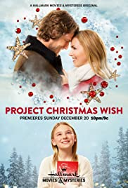 Project Christmas Wish Poster