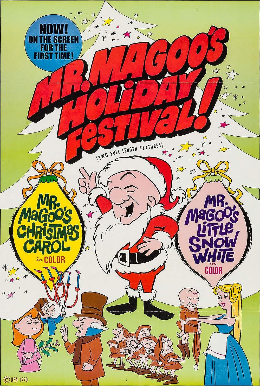 Mr Magoos Christmas Carol 2021
