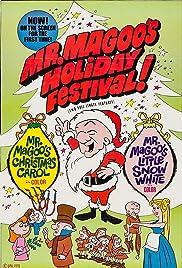 Mister Magoo's Christmas Carol Poster