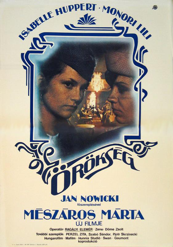 Örökség (1980) - IMDb