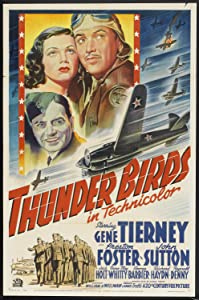 Movie site free watch Thunder Birds: Soldiers of the Air by Rouben Mamoulian [BluRay]