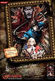 Castlevania: The Dracula X Chronicles Poster