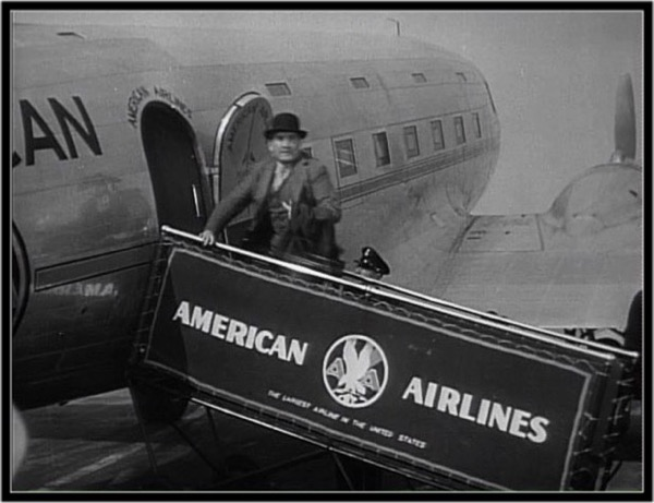 Tom Kennedy in Fly Away Baby (1937)