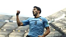 Uruguay - Arabia Saudita