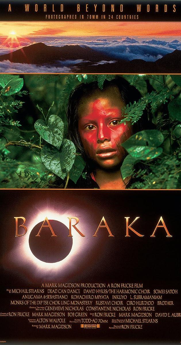 Subtitle of Baraka