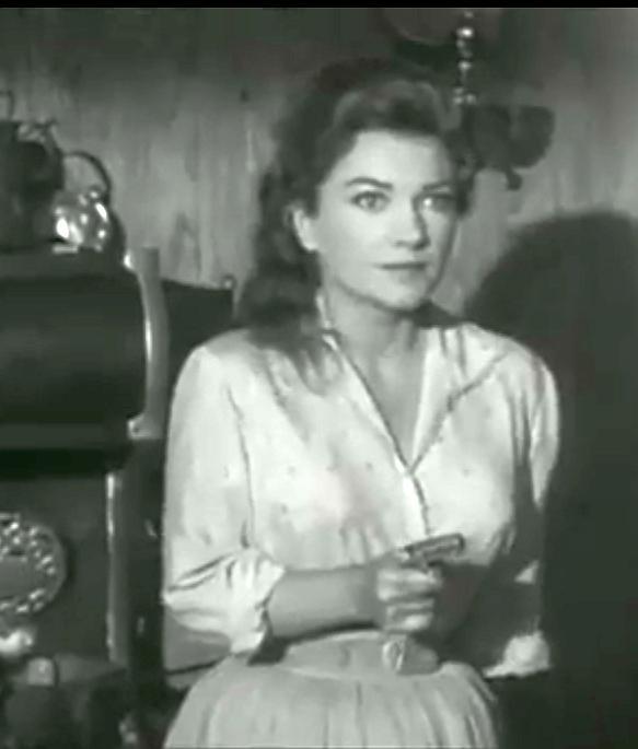 Anne Baxter in Zane Grey Theater (1956)