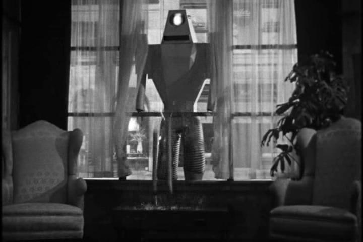 Steve Calvert in Target Earth (1954)