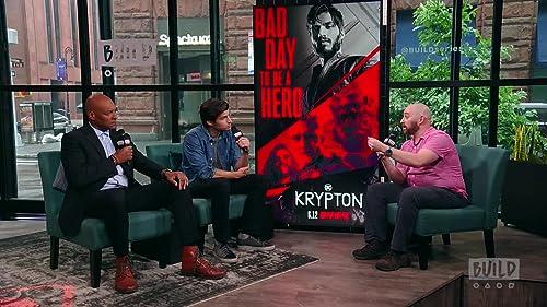 "BUILD: Syfy's ""Kypton"" Is a Zod Origin Story"