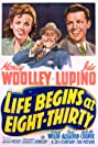 Life Begins at Eight-Thirty (1942) Poster