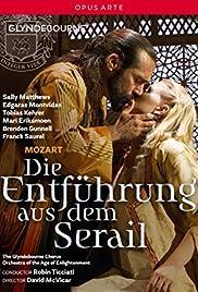 Mozart: Die Entführung aus dem Serail Poster
