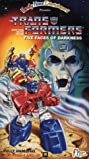 Transformers: Five Faces of Darkness (1986) Poster
