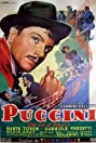 Puccini (1953) Poster