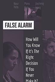False Alarm Poster