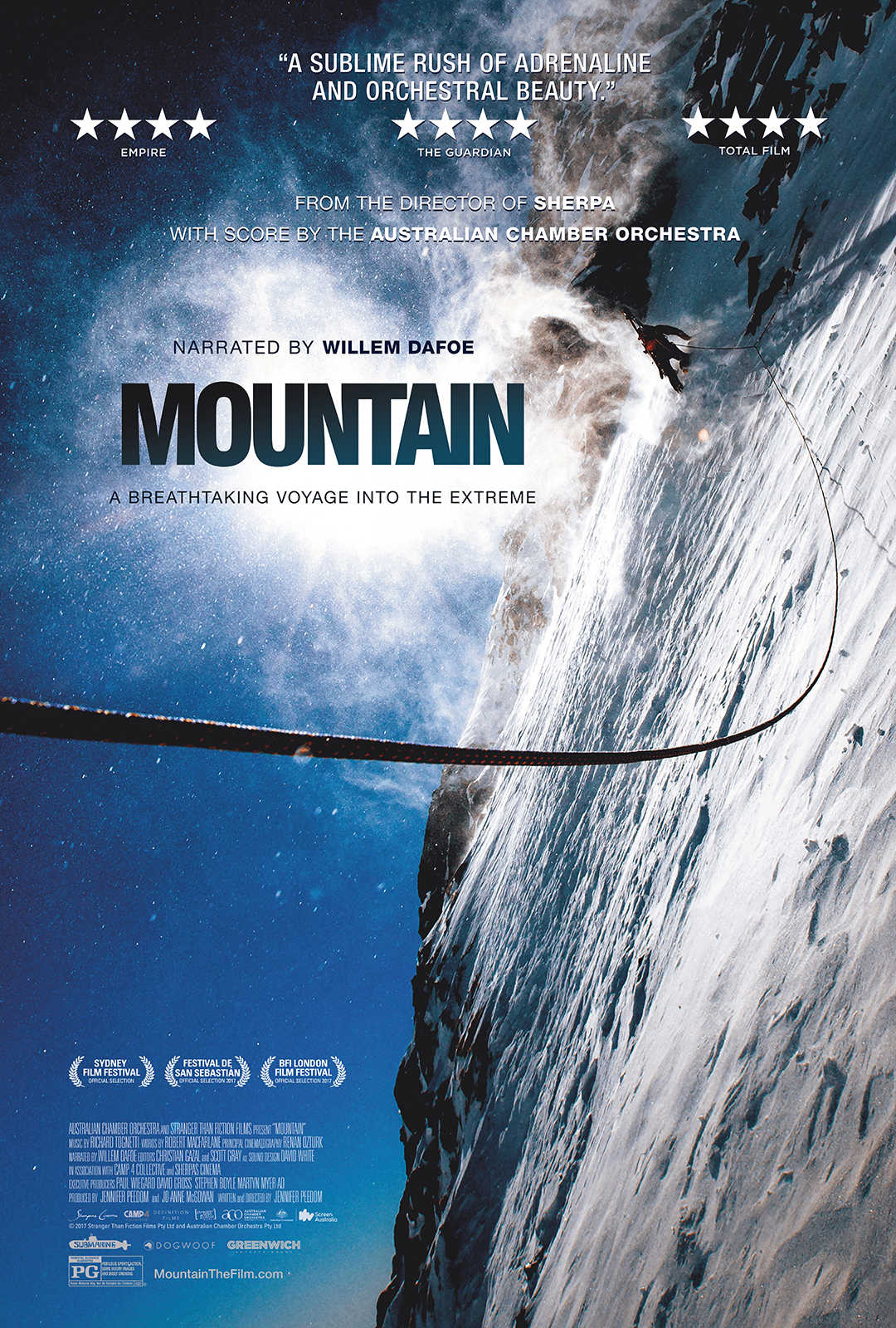 Mountain (2017) BluRay 720p & 1080p