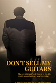 Don't Sell My Guitars Poster