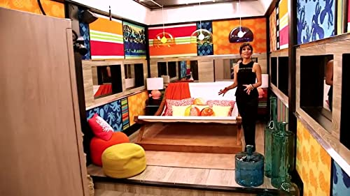 Season 17 Big Brother House Tour