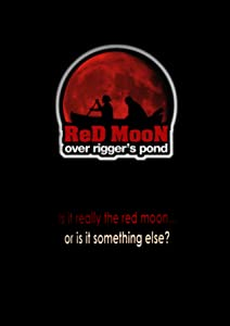 Movie Store online Red Moon Over Rigger's Pond by none [720px]