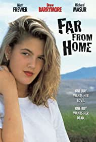 Drew Barrymore in Far from Home (1989)