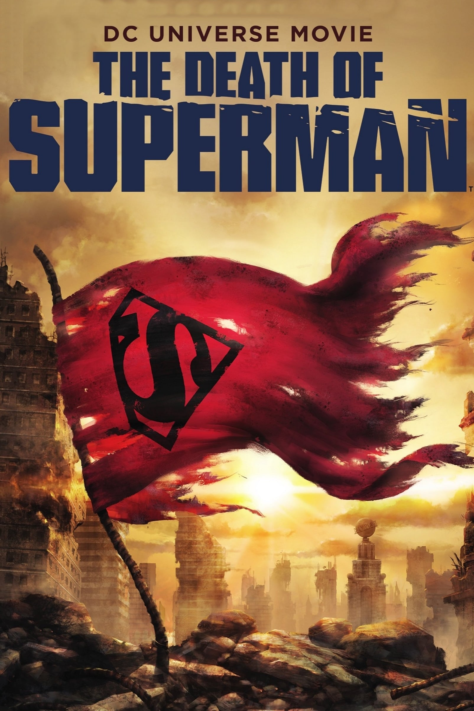 The Death of Superman (Video 2018) - IMDb