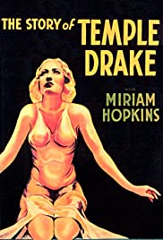 The Story of Temple Drake Poster