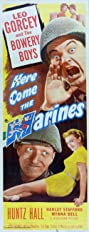Here Come the Marines (1952) Poster