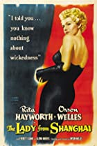 The Lady from Shanghai (1947) Poster