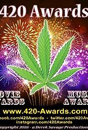 420 Awards Poster