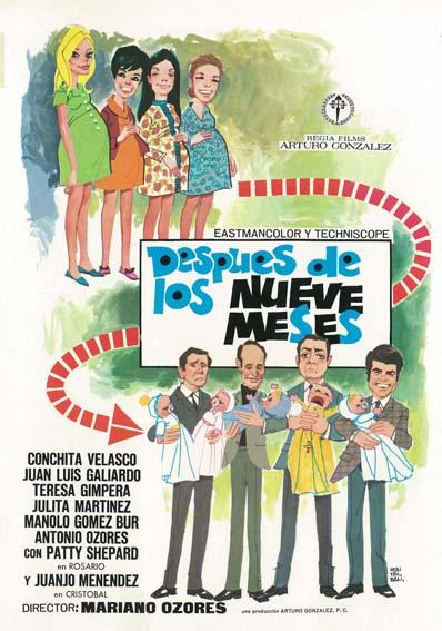 Después de los nueve meses (1970)