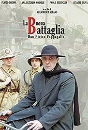 La buona battaglia - Don Pietro Pappagallo Poster